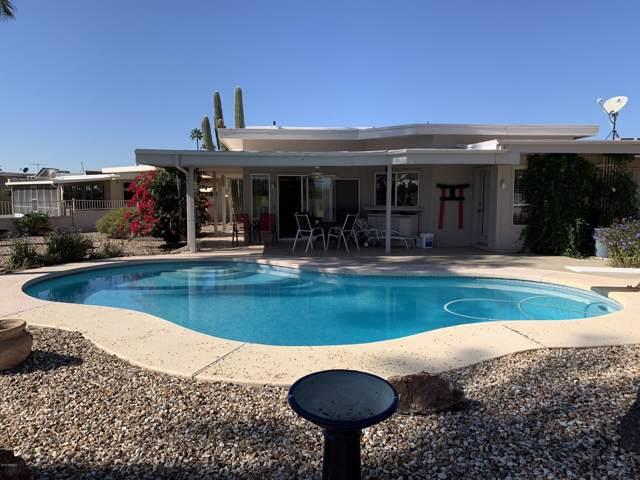 10625 W Welk Drive, Sun City, AZ 85373 (MLS #6006065) :: Brett Tanner Home Selling Team