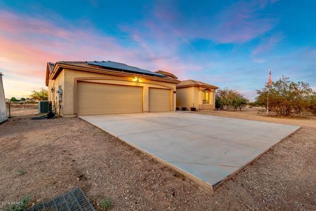 21414 W Wildflower Lane, Wittmann, AZ 85361 (MLS #6006066) :: Yost Realty Group at RE/MAX Casa Grande