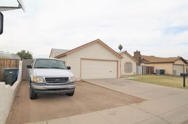 4542 N 78TH Avenue, Phoenix, AZ 85033 (MLS #6006072) :: Keller Williams Realty Phoenix