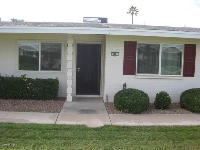 9481 N 111TH Avenue, Sun City, AZ 85351 (MLS #6006084) :: Occasio Realty