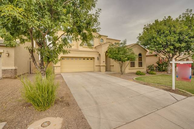 586 E Baker Drive, San Tan Valley, AZ 85140 (MLS #6006091) :: BIG Helper Realty Group at EXP Realty