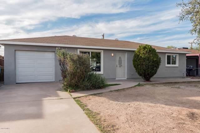 6012 N 31ST Drive, Phoenix, AZ 85017 (MLS #6006093) :: The Laughton Team