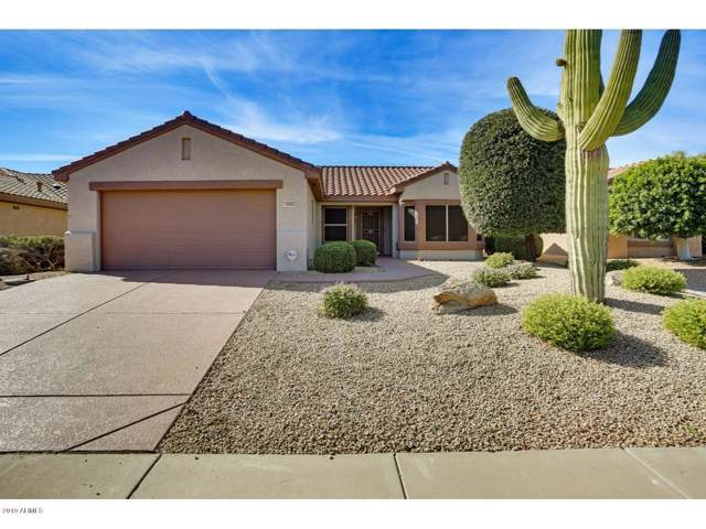 15943 W Quail Creek Lane, Surprise, AZ 85374 (MLS #6006100) :: Brett Tanner Home Selling Team