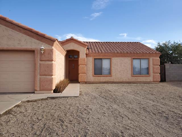 13947 S Acapulco Road, Arizona City, AZ 85123 (MLS #6006118) :: My Home Group