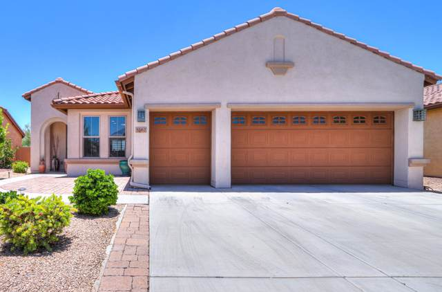 5167 W Pueblo Drive, Eloy, AZ 85131 (MLS #6006133) :: Yost Realty Group at RE/MAX Casa Grande