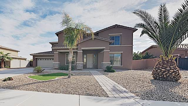 18415 W Port Royale Lane, Surprise, AZ 85388 (MLS #6006138) :: The Laughton Team