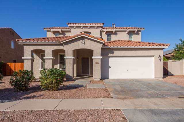 1322 E Cassia Lane, Gilbert, AZ 85298 (MLS #6006141) :: Occasio Realty