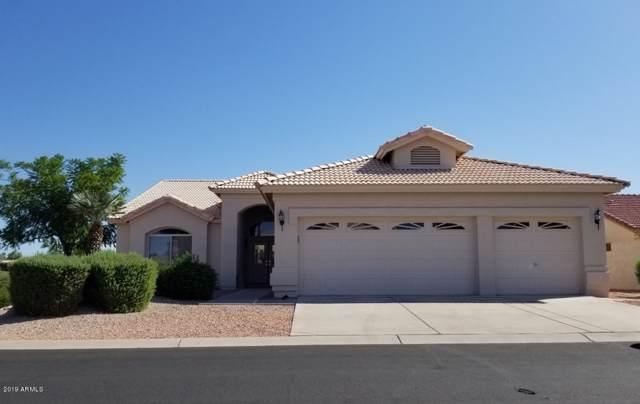 10003 E Sunburst Drive #44, Sun Lakes, AZ 85248 (MLS #6006188) :: The Laughton Team