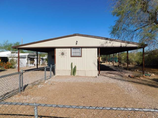 366 E Diane Drive, Queen Valley, AZ 85118 (MLS #6006193) :: Santizo Realty Group