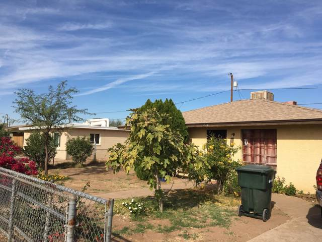 1528 W Sonora Street, Phoenix, AZ 85007 (MLS #6006202) :: The Helping Hands Team
