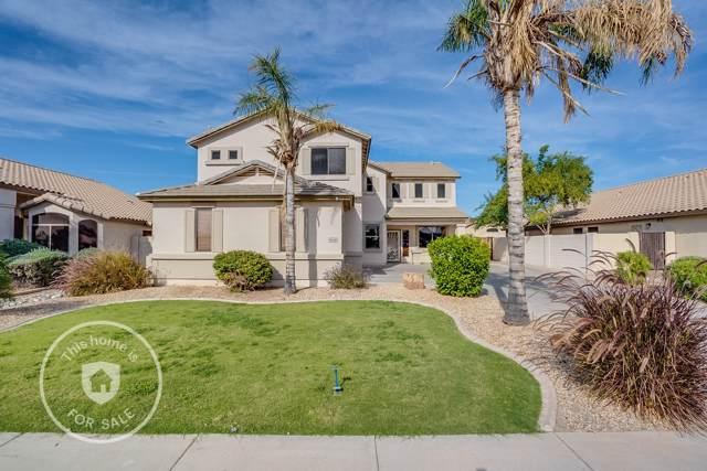 9638 W Butler Drive, Peoria, AZ 85345 (MLS #6006209) :: The W Group
