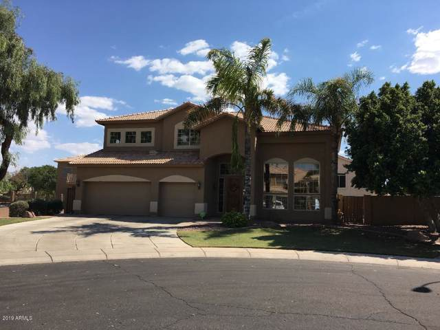 259 E Palomino Court, Gilbert, AZ 85296 (MLS #6006217) :: Occasio Realty