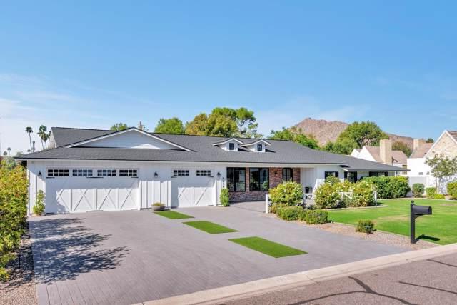 4214 N 66TH Street, Scottsdale, AZ 85251 (MLS #6006234) :: CC & Co. Real Estate Team