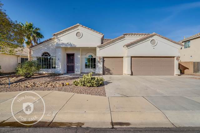 3336 W Alicia Drive, Laveen, AZ 85339 (MLS #6006238) :: The Garcia Group
