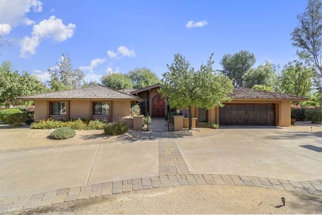 8255 N 73RD Place, Scottsdale, AZ 85258 (MLS #6006264) :: CC & Co. Real Estate Team