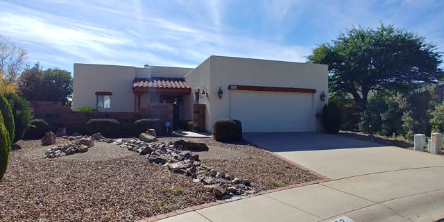 5252 Cedar Springs Drive, Sierra Vista, AZ 85635 (MLS #6006274) :: The W Group