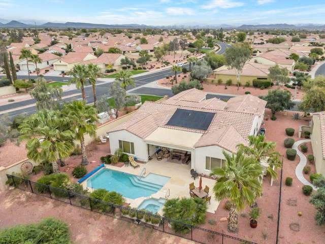 22232 N Los Gatos Drive, Sun City West, AZ 85375 (MLS #6006279) :: Long Realty West Valley