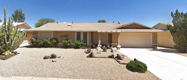 18609 N Welk Drive, Sun City, AZ 85373 (MLS #6006292) :: The Laughton Team