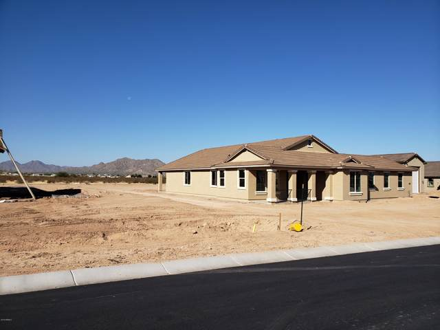 31586 N Marshall Drive, Queen Creek, AZ 85142 (MLS #6006294) :: The Laughton Team