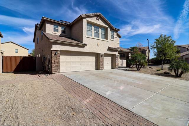 30124 W Mulberry Drive, Buckeye, AZ 85396 (MLS #6006306) :: Dijkstra & Co.