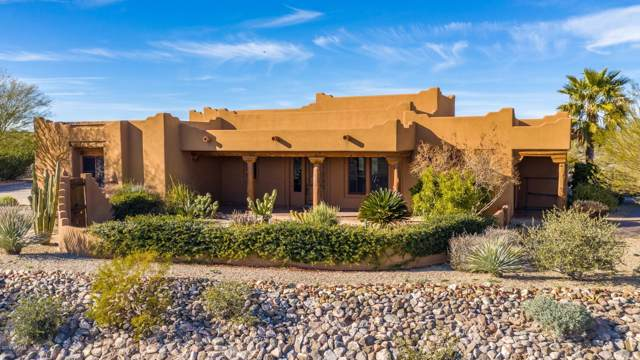 4150 Black Mountain Road, Wickenburg, AZ 85390 (MLS #6006307) :: The Kenny Klaus Team