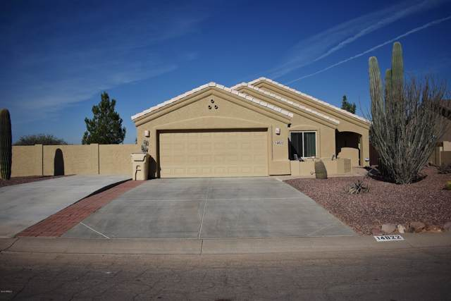 14822 S Capistrano Road, Arizona City, AZ 85123 (MLS #6006333) :: Devor Real Estate Associates