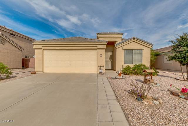584 W Lucky Penny Place, Casa Grande, AZ 85122 (MLS #6006370) :: The Kenny Klaus Team