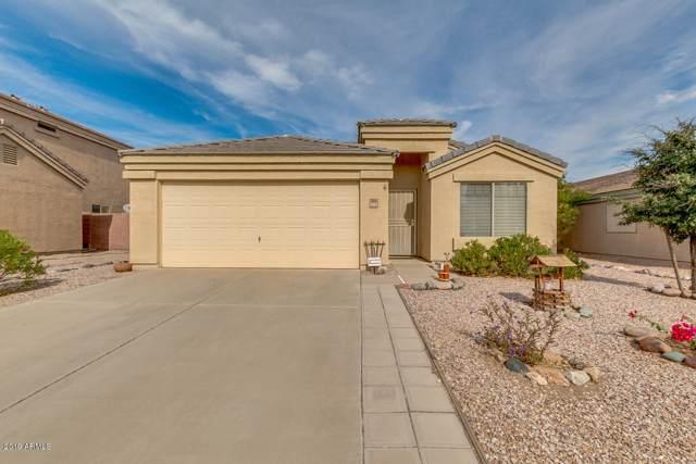 584 W Lucky Penny Place, Casa Grande, AZ 85122 (MLS #6006370) :: Yost Realty Group at RE/MAX Casa Grande