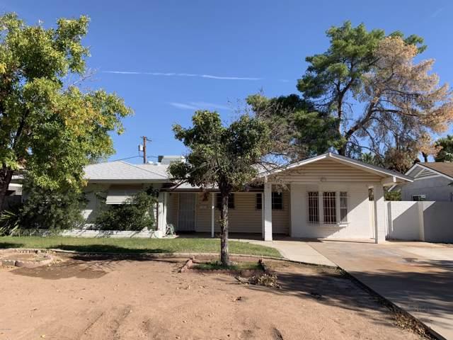 3031 N 52ND Street, Phoenix, AZ 85018 (MLS #6006372) :: CC & Co. Real Estate Team