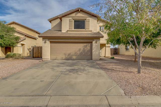 34423 N Picket Post Drive, Queen Creek, AZ 85142 (MLS #6006374) :: The Laughton Team