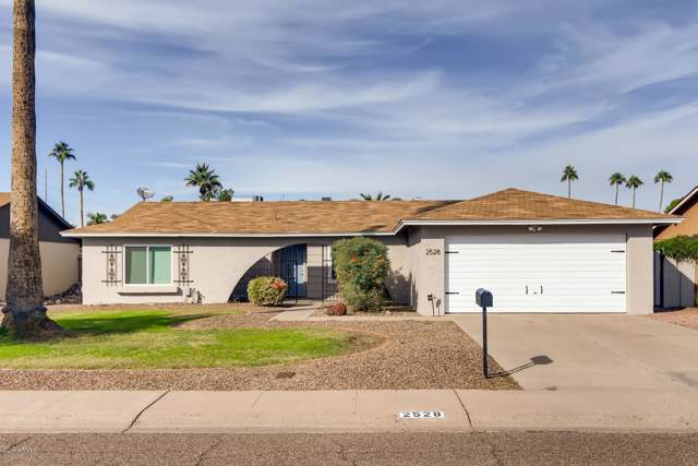 2528 W Evans Drive, Phoenix, AZ 85023 (MLS #6006385) :: The Kenny Klaus Team