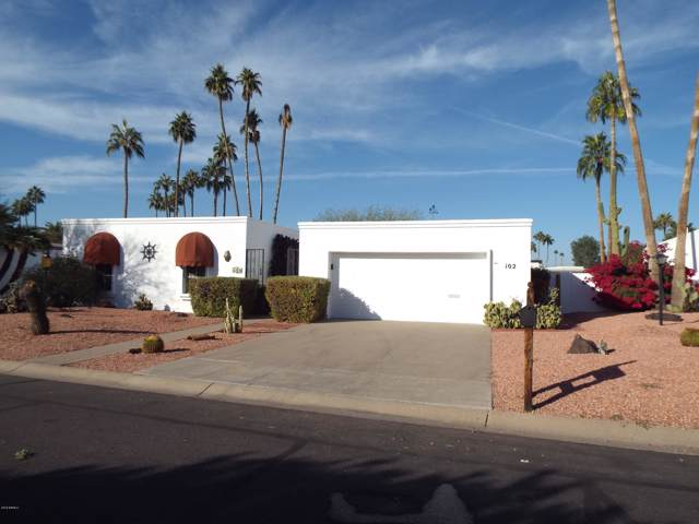 102 E Calavar Road, Phoenix, AZ 85022 (MLS #6006392) :: neXGen Real Estate