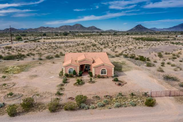 4114 N 439TH Avenue, Tonopah, AZ 85354 (MLS #6006395) :: Dijkstra & Co.