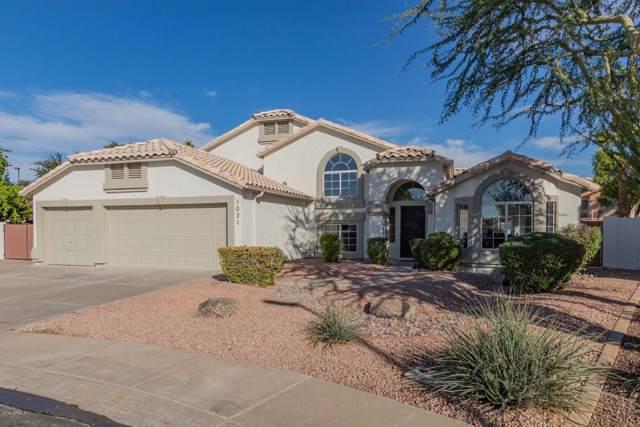 1021 W Starward Court, Gilbert, AZ 85233 (MLS #6006397) :: CC & Co. Real Estate Team
