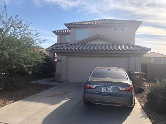 22257 W Hadley Street, Buckeye, AZ 85326 (MLS #6006401) :: CC & Co. Real Estate Team