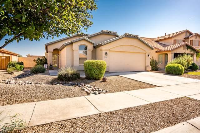 1219 N 157TH Drive, Goodyear, AZ 85338 (MLS #6006406) :: CC & Co. Real Estate Team