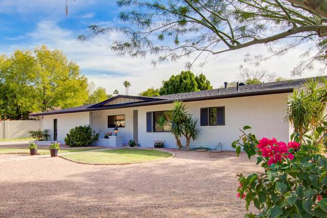 3517 E Oregon Avenue, Phoenix, AZ 85018 (MLS #6006411) :: Brett Tanner Home Selling Team
