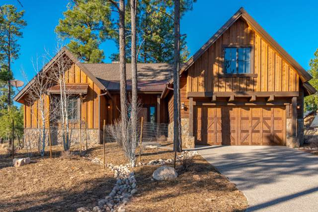 2618 S Bluebird Court, Flagstaff, AZ 86005 (MLS #6006414) :: The W Group