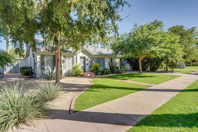 922 W Culver Street, Phoenix, AZ 85007 (MLS #6006424) :: The W Group