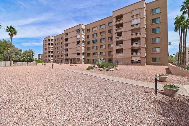 7820 E Camelback Road #411, Scottsdale, AZ 85251 (MLS #6006432) :: The Kenny Klaus Team