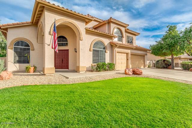 581 N Cholla Street, Chandler, AZ 85224 (MLS #6006447) :: BIG Helper Realty Group at EXP Realty