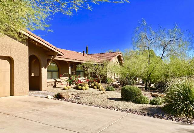 2044 E Smoketree Drive, Carefree, AZ 85377 (MLS #6006458) :: Openshaw Real Estate Group in partnership with The Jesse Herfel Real Estate Group