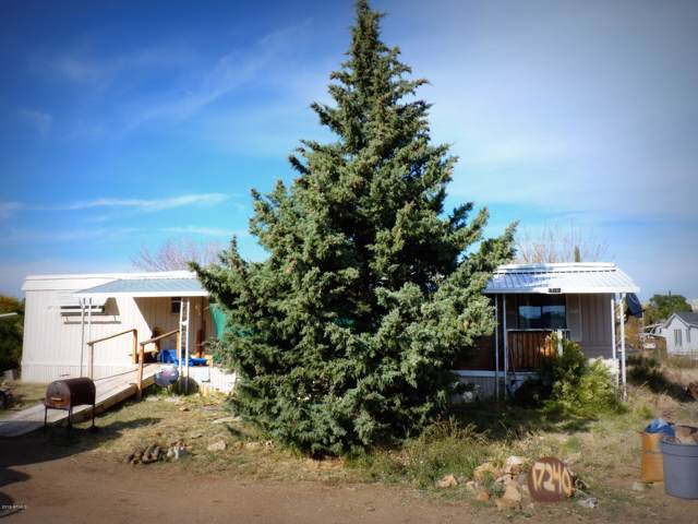 17240 E Peach Tree Road, Mayer, AZ 86333 (MLS #6006462) :: The Kenny Klaus Team