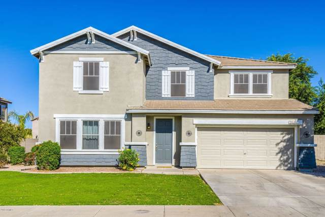 3954 E Wateka Court, Gilbert, AZ 85297 (MLS #6006477) :: Revelation Real Estate