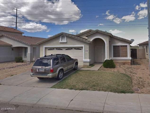 6250 W Raymond Street, Phoenix, AZ 85043 (MLS #6006482) :: Brett Tanner Home Selling Team