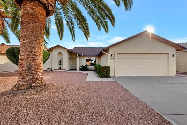 905 S 78TH Street, Mesa, AZ 85208 (MLS #6006502) :: BIG Helper Realty Group at EXP Realty