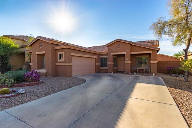 1677 E Fontana Drive, Casa Grande, AZ 85122 (MLS #6006518) :: My Home Group