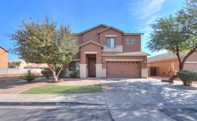 1960 N Hubbard Lane, Casa Grande, AZ 85122 (MLS #6006521) :: Brett Tanner Home Selling Team
