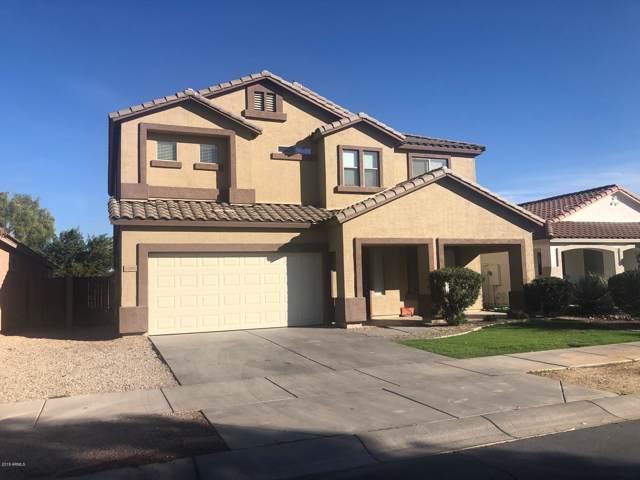 22893 S 215TH Street, Queen Creek, AZ 85142 (MLS #6006537) :: My Home Group