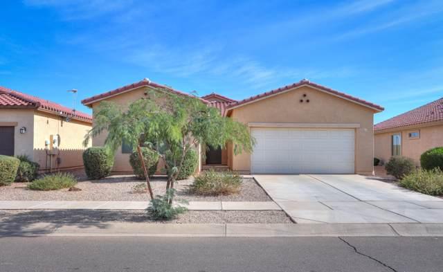 68 S Agua Fria Lane, Casa Grande, AZ 85194 (MLS #6006551) :: Brett Tanner Home Selling Team